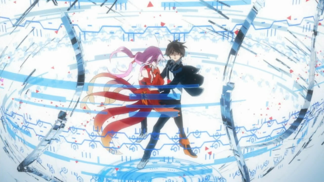 Guilty Crown Void opening