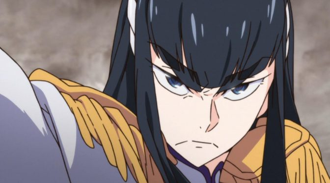 Arc System Works brings Kill La Kill to life